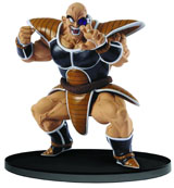 Dragon Ball Z: Sculture Big Budokai Vol 3 Nappa Figure