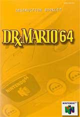 Dr. Mario 64 (Instruction Manual)