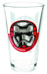 Star Wars First Order 10oz Glass Tumbler