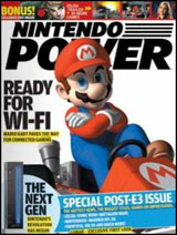 Nintendo Power Volume 194 Mario Kart Wii