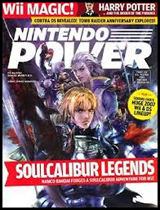 Nintendo Power Volume 218 Soul Calibur Legends