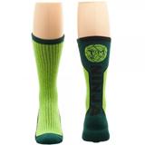 Teenage Mutant Ninja Turtles Text Active Crew Socks