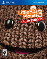 LittleBigPlanet 3 Plush Edition