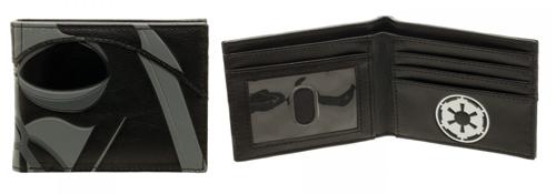 Star Wars Darth Vader Helmet Bi-Fold Wallet