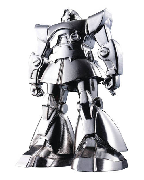Mobile Suit Gundam Absolute Chogokin GM-10 Dom Mini Figure