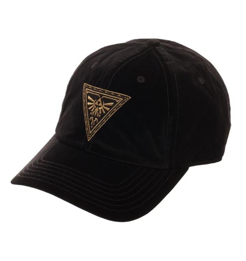 Legend of Zelda Velvet Adjustable Cap