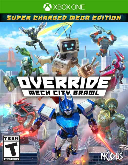 Override: Mech City Brawl Super Charged Mega Edition