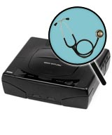 Sega Saturn Repairs: Free Diagnostic Service