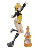Hatsune Miku Project Diva F Kagamine Rin R Version 1/7 Scale PVC Figure