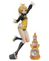Hatsune Miku Project Diva F Kagamine Rin R Version 1/7 Scale PVC Figure