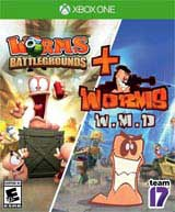 Worms Battlegrounds + Worms WMD
