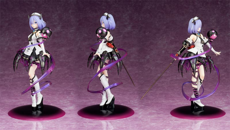 Death end reQuest Shina Ninomiya PVC Fig additional angles