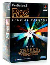 Rez Special Package with Trance Vibrator