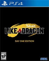Yakuza: Like A Dragon Day One Edition