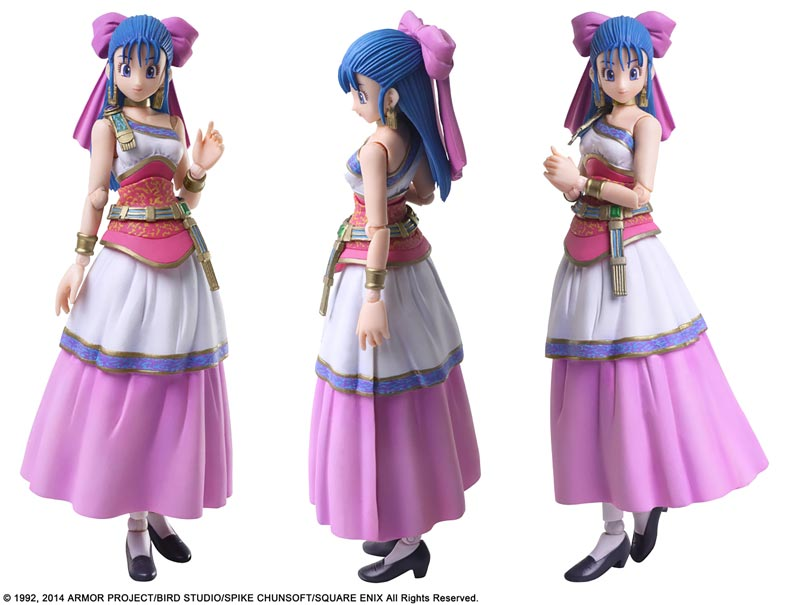 Dragon Quest 5 Nera Bring Arts AF extra img