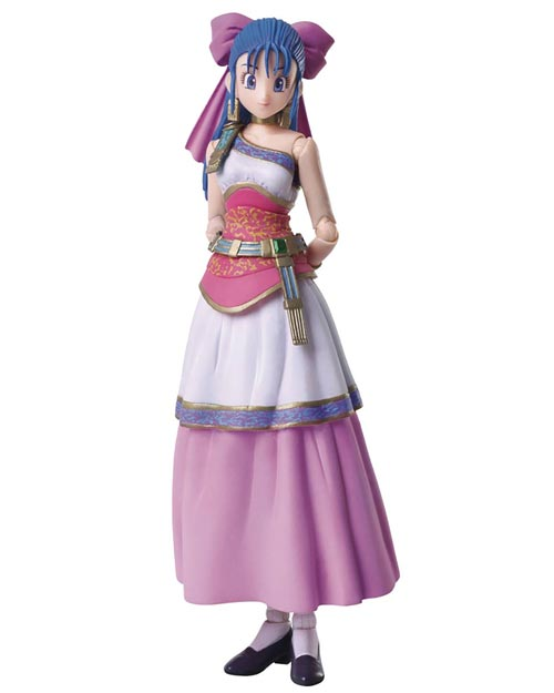 Dragon Quest V: Nera Bring Arts Action Figure