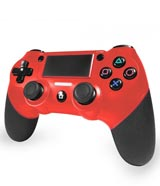 PlayStation 4 Champion Wireless Controller Red by TTX