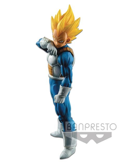 Dragon Ball Z Resolution of Soldiers SSJ Vegeta Grandista Figure
