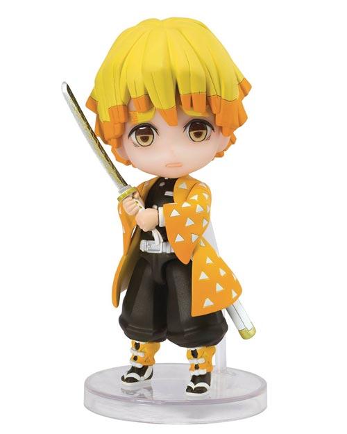 Demon Slayer Zenitsu Agatsuma Figuarts Mini Figure