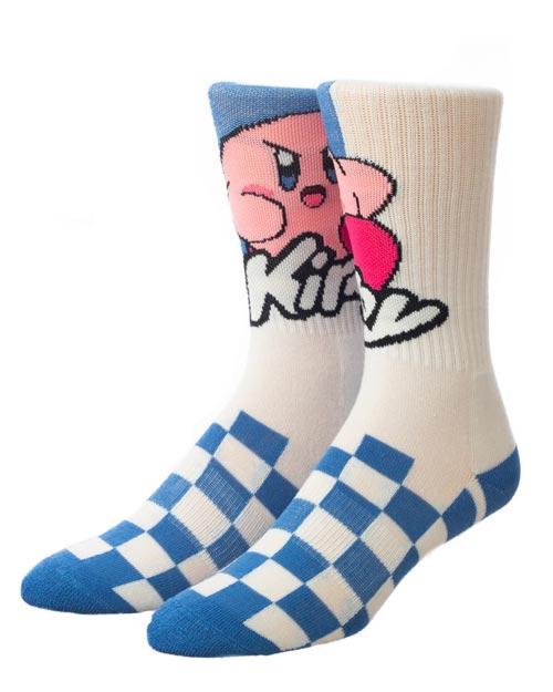 Kirby Athletic Crew Socks 3 Pack