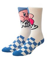 Kirby Athletic Crew Socks 3 Pack