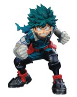 My Hero Academia World Colosseum Master Stars Midoriya V1 Figure