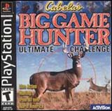 Cabela Big Game Hunter Ultimate Challenge