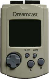 Dreamcast VMU Memory Card by Sega