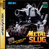 Metal Slug with 1MB Ram Cart