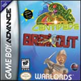 Centipede / Breakout / Warlords