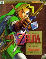 Legend of Zelda Ocarina of Time Nintendo's Official Strategy Guide