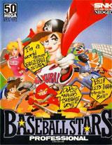 Baseball Stars Professional Neo Geo AES