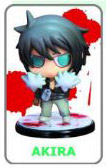 Togainu No Chi (True Blood) One Coin Trading Figures (10 Figures)