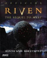Riven Official Hints and Solutions Book
