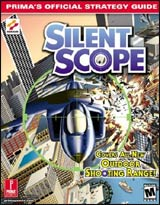 Silent Scope Official Strategy Guide Book