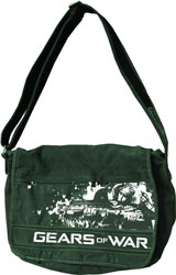 Gears of War Green Marcus Messenger Bag