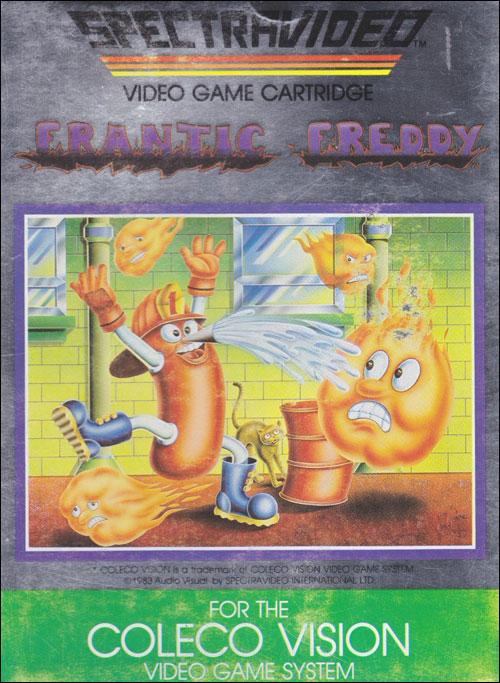 Frantic Freddy