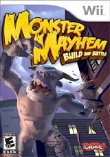 Monster Mayhem Build and Battle