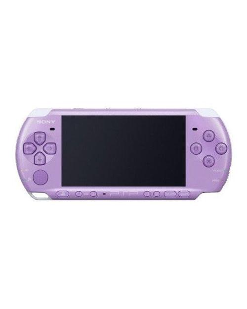 Sony PSP 3000 Lilac - Hannah Montana Version
