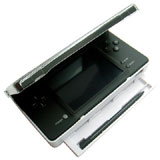 Nintendo DSi Clamshell Protector and Stand (White)