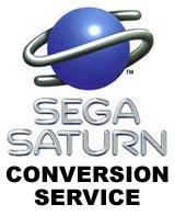 Sega Saturn Conversion Service