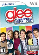 Karaoke Revolution Glee: Vol. 2 Bundle
