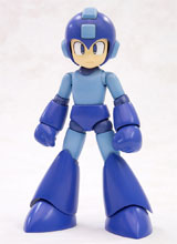 Mega Man Rockman Plastic Model Kit