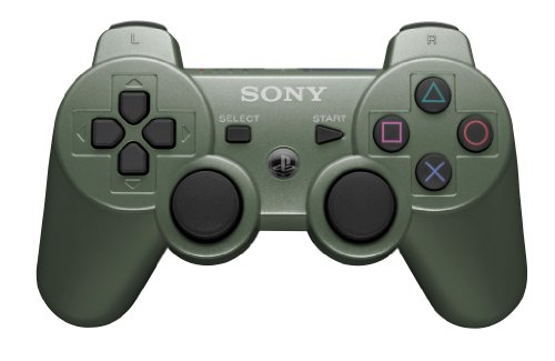 Playstation 3 DualShock 3 Controller Jungle Green by Sony