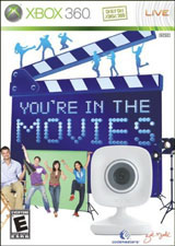 You're In The Movies Game Only