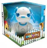 Wappy Dog with Interactive Toy