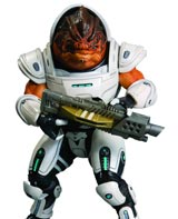Mass Effect 3 Series 1 Grunt Action Figure