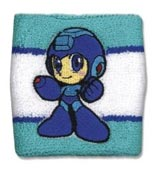 Mega Man Powered Up Sweatband - Mega Man