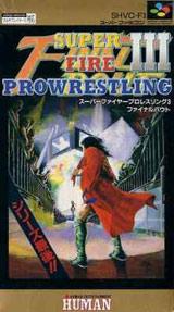 Super Fire Pro Wrestling 3: Final Bout