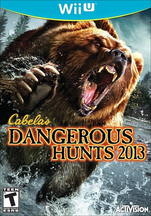 Cabela's Dangerous Hunts 2013